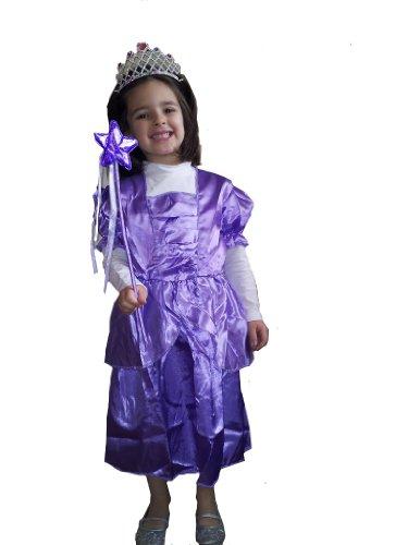 Disfraz de princesa Sophie.