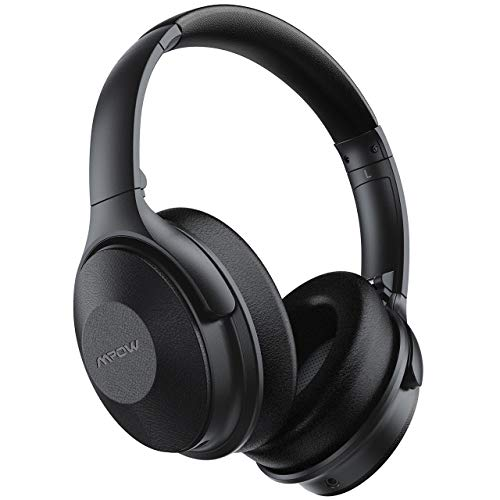 Mpow 45Hrs Noise Cancelling Headphones Wireless, Quick Charge Bluetooth...