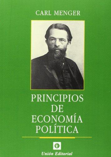 Principios de economía política (tapa blanda) (Clásicos de la libertad)