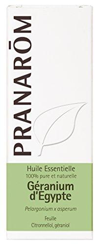 Pranarom - Geranio de Egipto, Aceite Esencial Natural 10ml