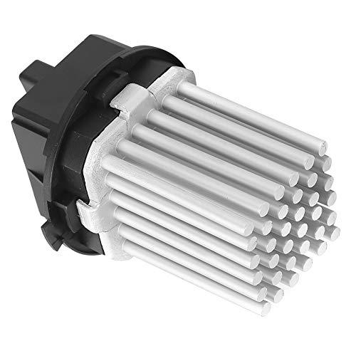 Qiilu Resistencia del motor del ventilador, resistencia del regulador del motor del ventilador del calentador de A/C 2048707710 apto para Benz Sprinter
