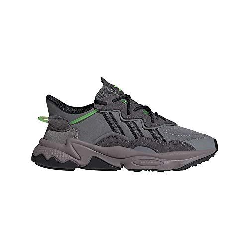 adidas Ozweego J, Zapatillas Deportivas, Grey Five Grey Three Team Solar Green, 40 EU