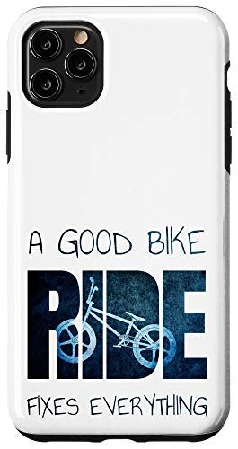 iPhone 11 Pro Max Street BMX Skateboarding & Mountain Bike Off Road Biking Case