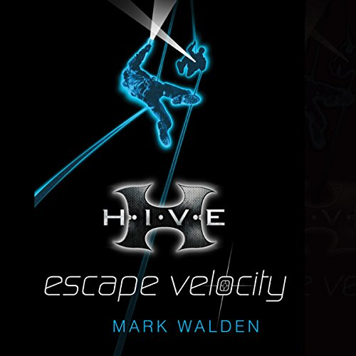 H.I.V.E. audiobook cover art