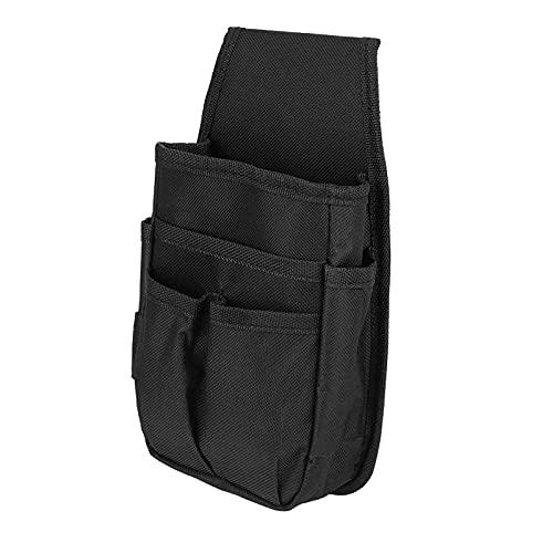 hwljxn Taille Tasche Werkzeugbeutel, dauerhafter Gürteltasche Werkzeugtasche, Elektrikerwerkzeug...