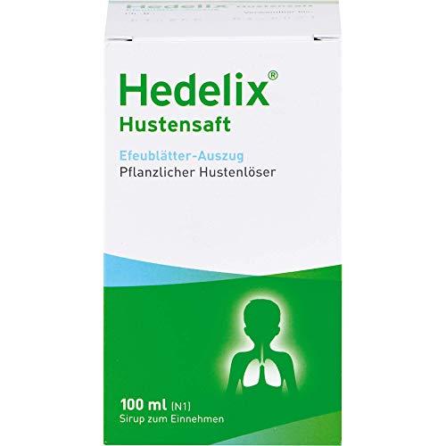 Hedelix Hustensaft, 100 ml Lösung