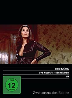 Das Gespenst der Freiheit. Zweitausendeins Edition Film 211.