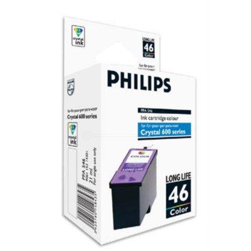 Philips CLR tinta cobriza alta/C 650 660/cristal