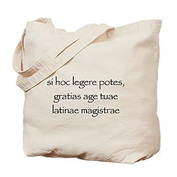 CafePress CANE Thank Your Magistra Natural Canvas Tote Bag Reusable Shopping Bag