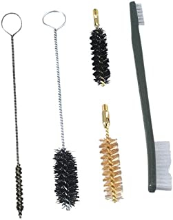 Traditions Performance Firearms Muzzleloader Breech Brush Kit/5 different brush styles (.50 Cal)