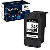 Valuetoner Remanufactured Ink Cartridge Replacement for Canon Pg-245Xl PG-243 Compatible with Pixma MX492 MX490 MG2420 MG2520 MG2522 MG2920 MG2922 MG3022 MG3029 (1-Black)
