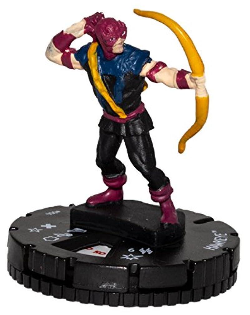 Marvel Heroclix Avengers Infinity: Hawkeye #004