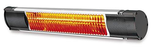 Plein Air Plein NEW Air 65432KW20 Radiador Radiant Infrarrojos, IP 65, 2 KW - Radiador de cuarzo
