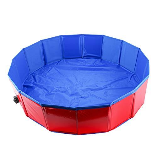 Homend PVC Pet Swimming Pool Portable Foldable