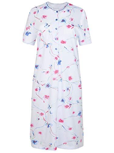 Cybele Nachthemd 7-800455 Gr. 38 in blau-bunt