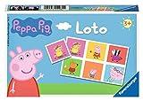 Ravensburger- Loto- Peppa Pig- Jeu Educatif- A partir de 3 ans- 24081