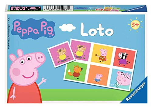 Ravensburger   24081   Loto Peppa Pig
