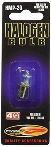 Princeton Tec Ampoule halogène – Ampoule de Camping et randonnée
