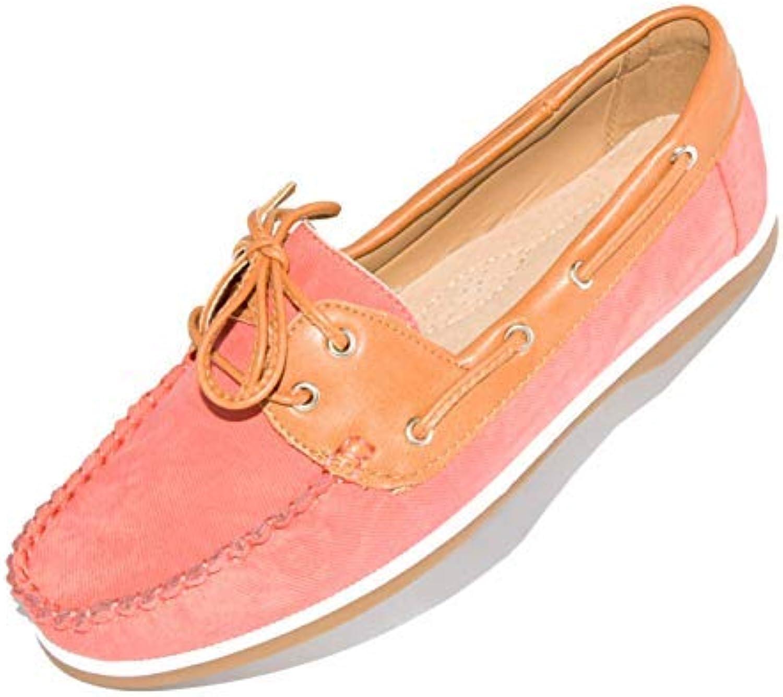 LSW Kvinnliga Slip -on Loafers Comfort skorKörförmåga  gående Classic Classic Classic Lady Mockasines med Casual, Beautiful och Soft mode Design  online försäljning