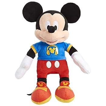 Disney Junior Mickey Mouse Singing Fun Mickey Mouse 12-inch plush
