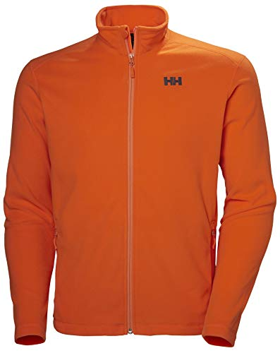 Helly Hansen Herren Daybreaker Fleece Jacket Fleecejacke, 226 Bright Orange, XL