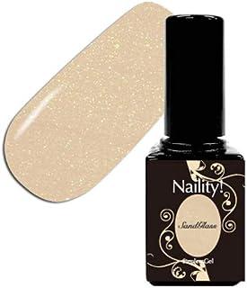 Naility! ステップレスジェル 369 サンドグラス 7g 【ネイリティー/ソークオフ/カラージェル/uv led 対応/国産/ジェルネイル/ネイル用品/ポリッシュタイプ/セルフネイル】