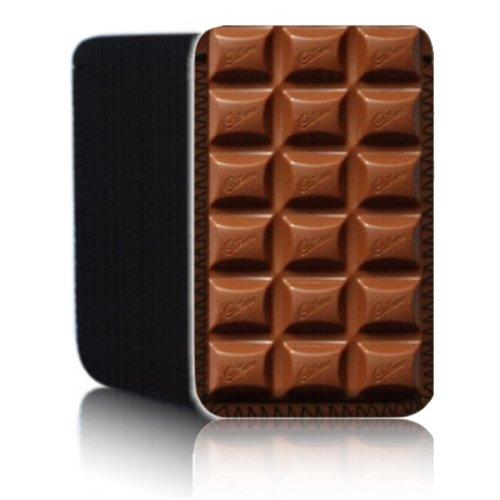 Biz-E-ape esclusivo 'deliziosi barretta di cioccolato' (N2) protettiva a tasca in neoprene per LG G4 smartphone shock & impermeabile Cover, colore, antiscivolo - veloce nave UK