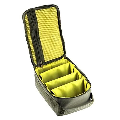 Angelrolle Tasche Linie Bag Outdoor Angelausrüstung Fall im Freien Wasserdicht Carry Aufbewahrungstasche Angelzubehör Angeln Organizer Tackle