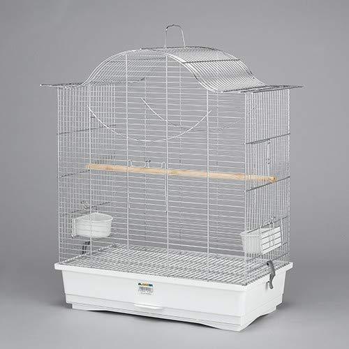 Alamber Jaula de Pájaros Marea Cromo 61,5 x 30,5 x 49,5 cm