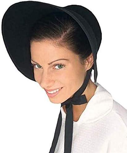 Max 49% OFF Sale Special Price Forum Novelties Women's Colonial Felt Bonnet