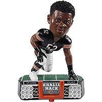 Forever Collectibles Chicago Bears Khalil Mack Stadium Light Bobble Head
