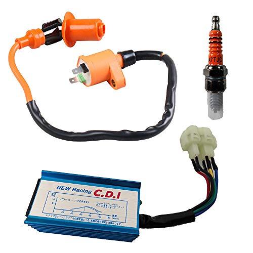 spark plug gy6 - 6