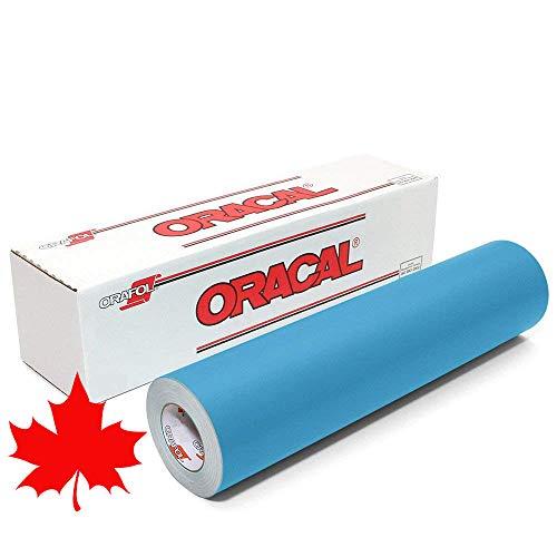 Matte Black Vinyl Oracal 651 Vinyl works great with Cricut Bonus 2FT of Oracal Transfer Tape 12 x 10 Ft Roll