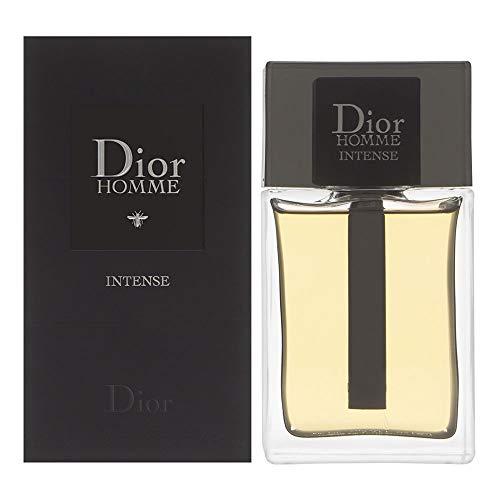Christian Dior Dior Homme Intense 100 ml EDP Spray Perfumes para Hombre Negro Talla 100 ml EDP Spray