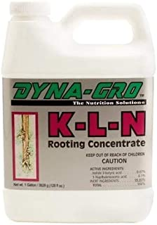 Dyna-Gro K-l-n Rooting Concentrate Kln-100 0.009-0.011-0.006, 1-Gallon by Geneva Supply Inc.