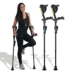 forearm crutches vs underarm crutches