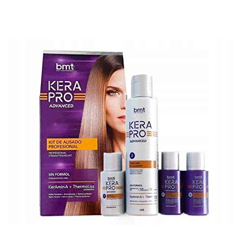 BMT KERAPRO ADVANCED KIT DE ALISADO PROFESIONAL