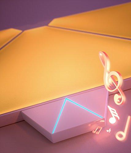 nanoleaf Light Panels (Aurora) Rhythm Musik & Sound Nachrüstmodul - 2