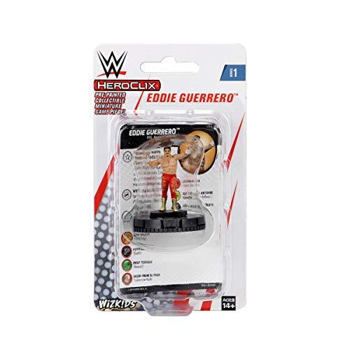 WizKids WWE Heroclix: Eddie Guerrero Expansion Pack