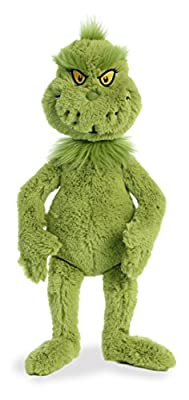 "Aurora 15901 Soft Toy, Green, 18"" from Dr. Seuss"