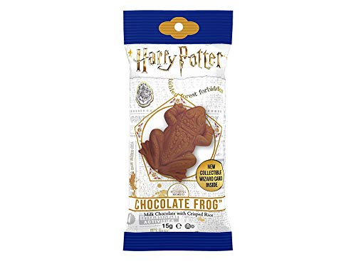 Harry Potter Chocolate Frog & Collectable 0.55 OZ (15g)