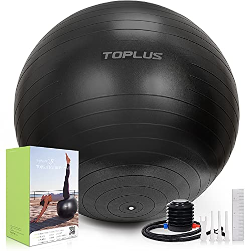 TOPLUS Sitzball Extra dicker Bild