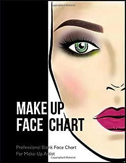 Best blank face chart Reviews
