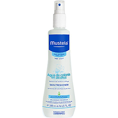 Mustela - Agua de Colonia sin Alcohol Mustela 200ml