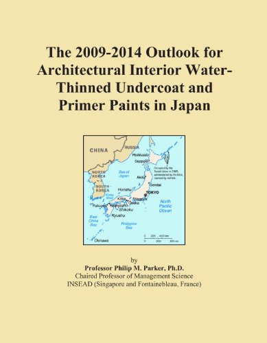 The 2009-2014 Outlook for Architectural Interior Water-Thinned Undercoat and Primer Paints in Japan