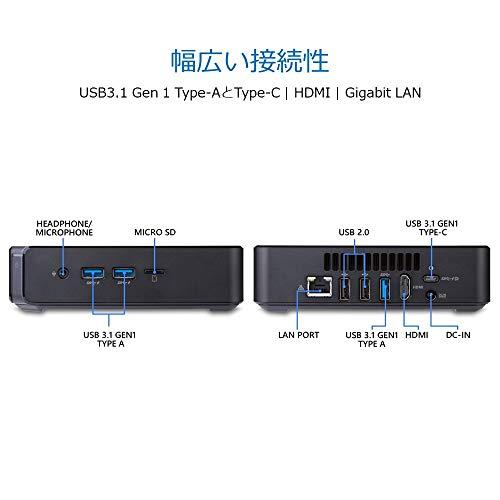41L1F9+ UsL-ASUSが「Chromebox 4」を海外でリリース。第10世代インテルCPU搭載、デザインは大きく変わらず
