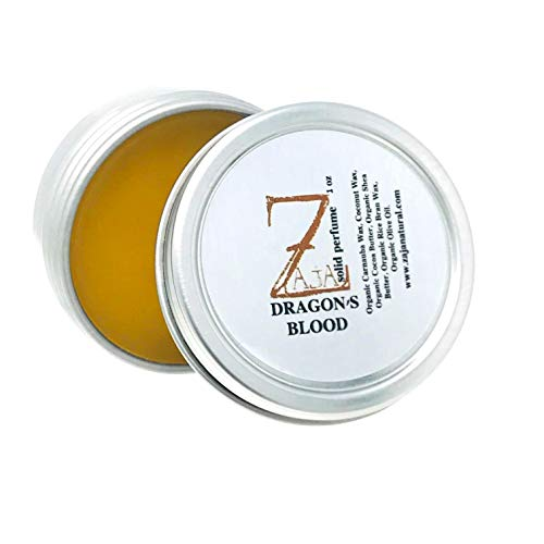 Dragon's Blood Solid Perfume by ZAJ…