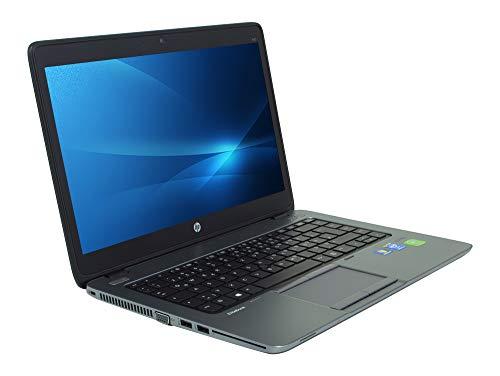 HP Elitebook 840 G1 i5 Premium Business Notebook 500GB SSD Intel Dual Core i5 Prozessor 8 GB RAM 14in Zoll 1600x900 HD Display Windows 10 Pro Generaluberholt