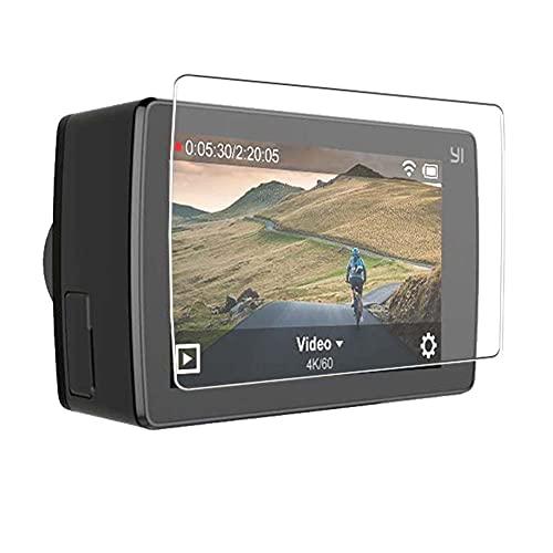 Vaxson 3 Stück Schutzfolie, kompatibel mit YI 4K Plus Action Camera, Displayschutzfolie TPU Folie [ nicht Panzerglas ]