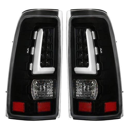 01 silverado black taillights - 3